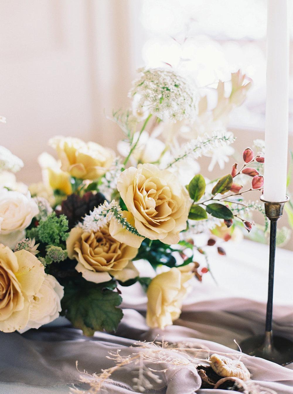 Zinnia Floral Designs- 1:1 class