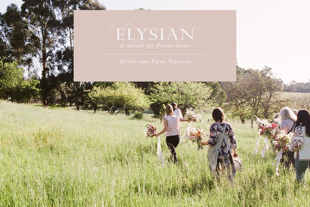 Zinnia Floral Design | Elysian Floral Workshop | Perth, Western Australia