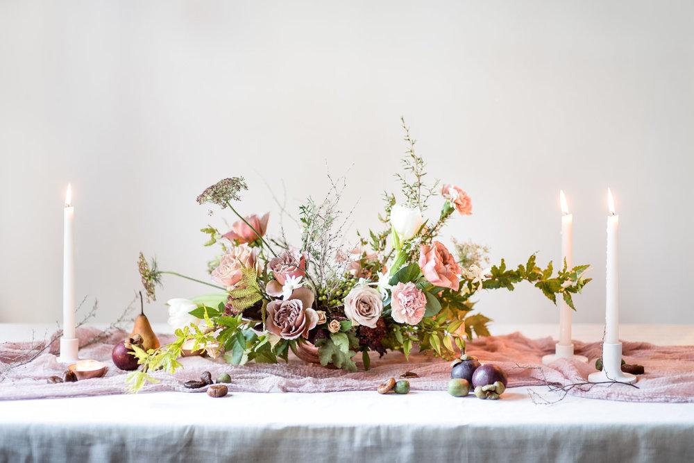 Zinnia Floral Designs 1:1 class