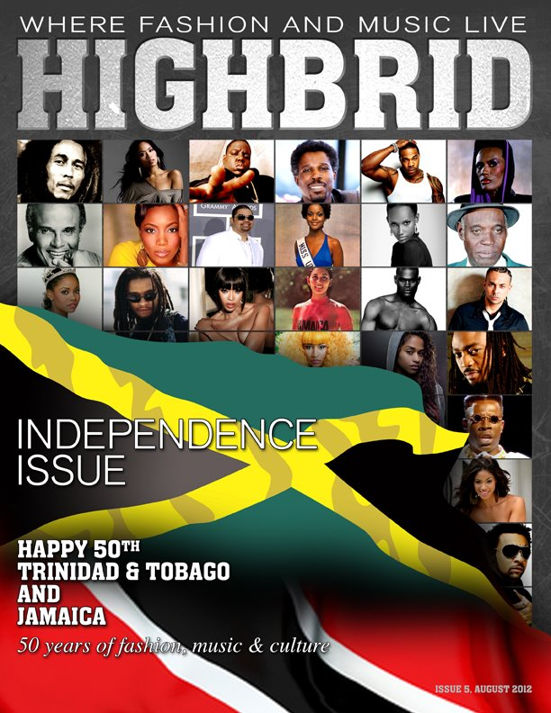 50th INDEPENDENCE ISSUE, Highbrid Magazine