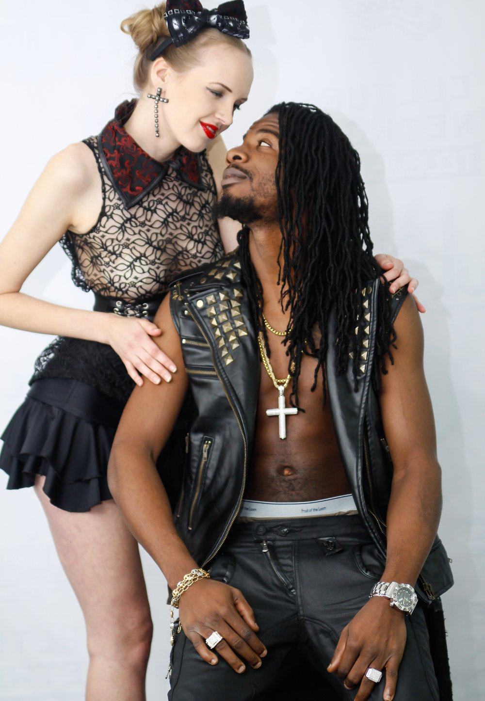 GYPTIAN, Promotional Shoot
