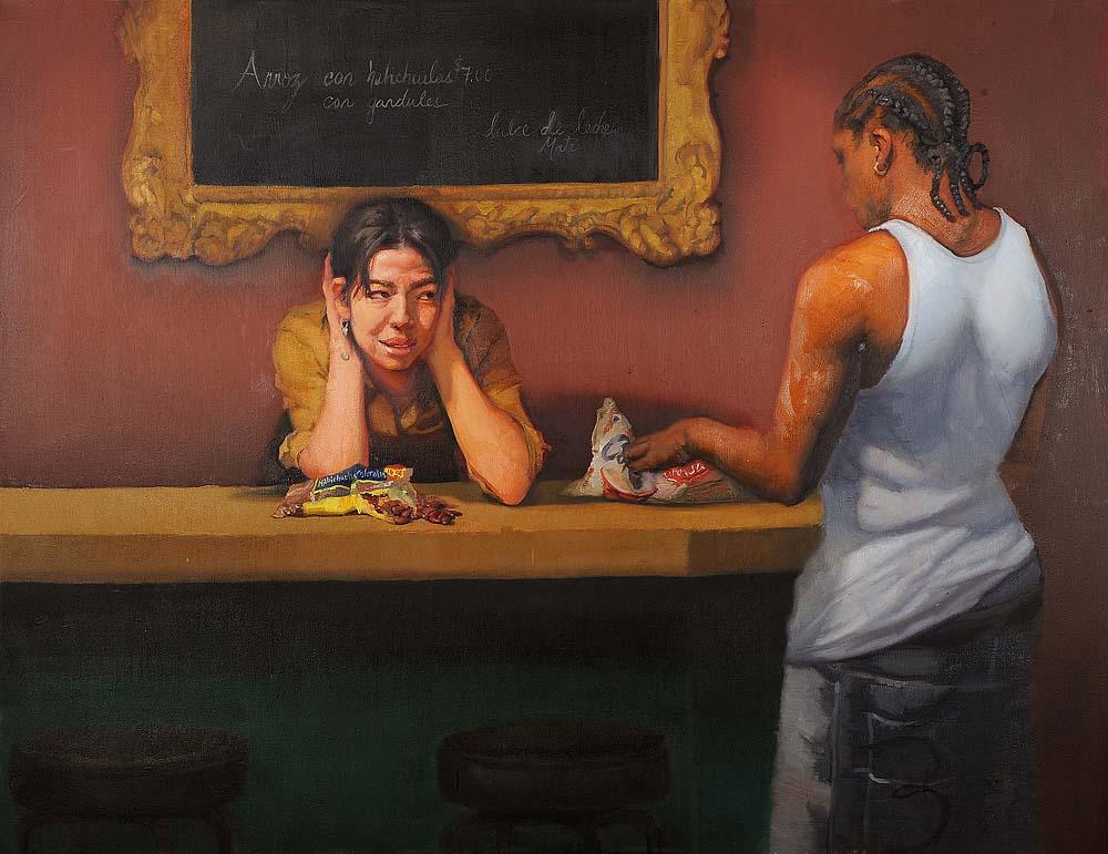 CARIBBEAN LIFE || GALLERY D3 ART EXHIBITION - Art