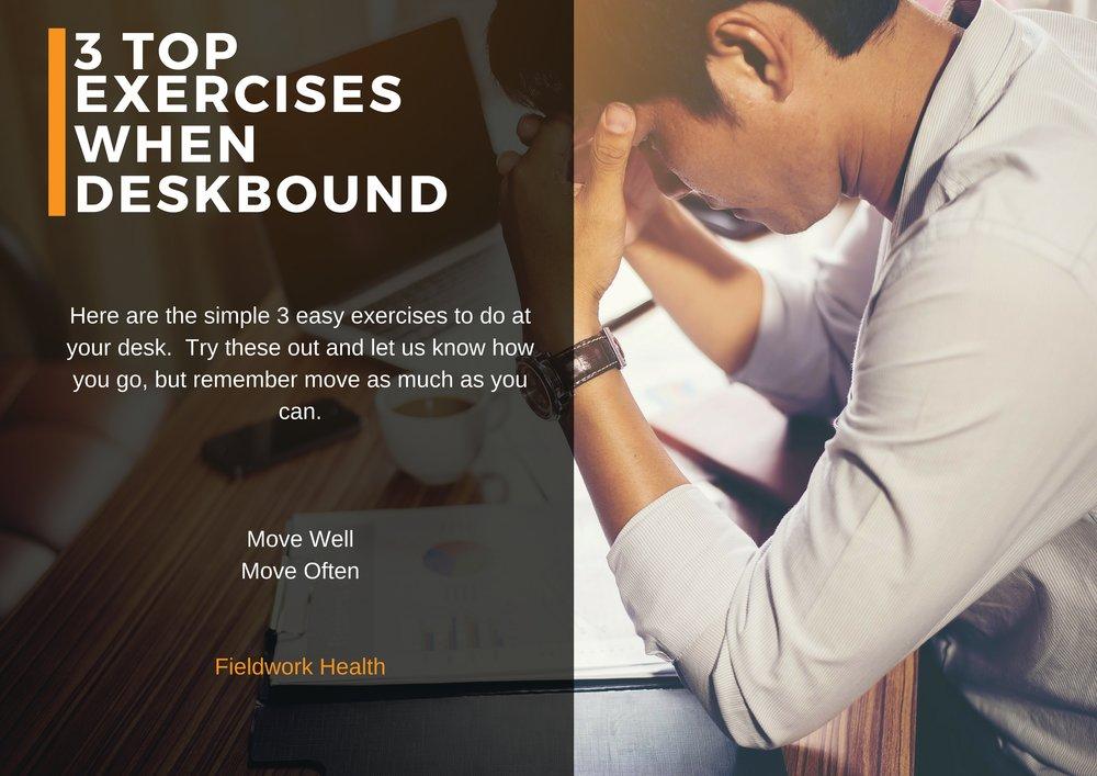 Three top neck exercises