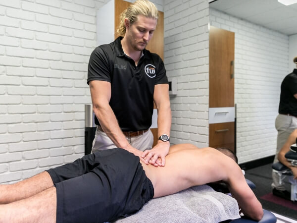 Brett McGhie Physio Low Back