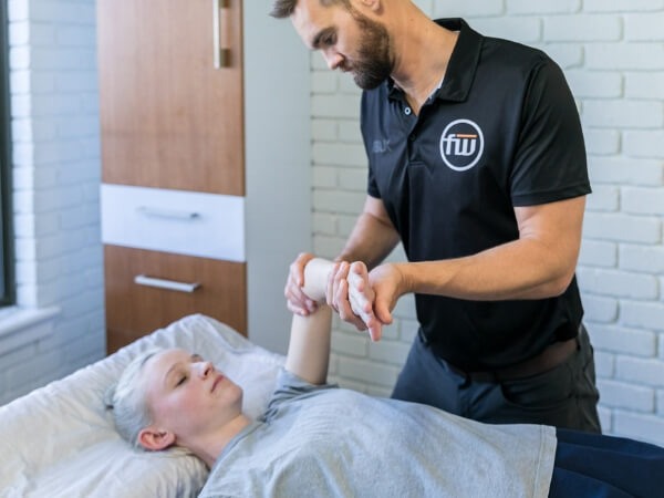 Ross Field Physio Elbow
