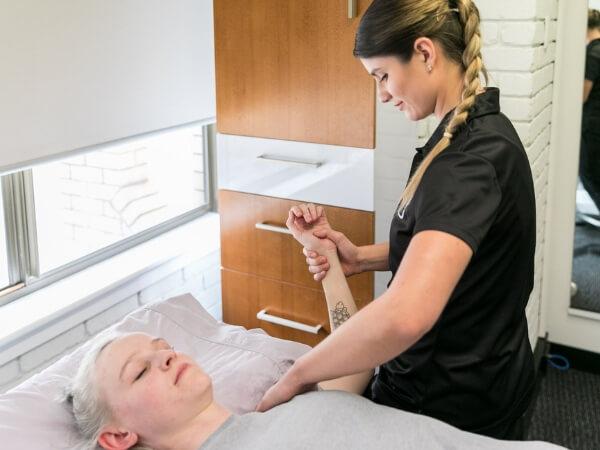 Simone De Vattimo Physio Shoulder