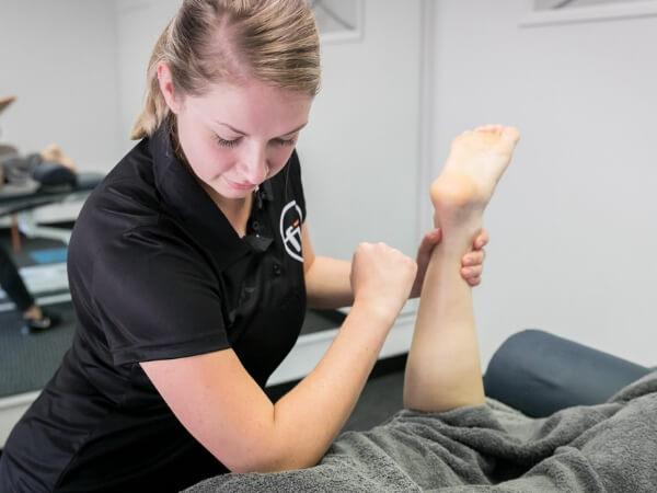 Morgan Crowley Massage Glutes