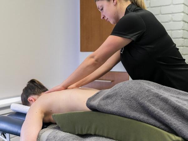 Morgan Crowley Massage Back