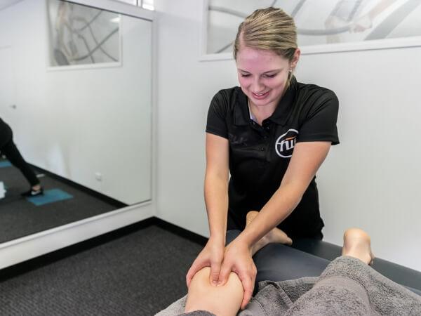 Morgan Crowley Massage Calf