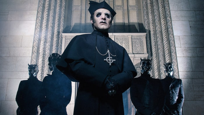 """Ghost """"New Blood"""" Video"""