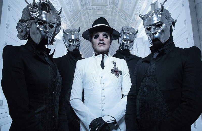 """Ghost """"The Cardinal"""" Video"""