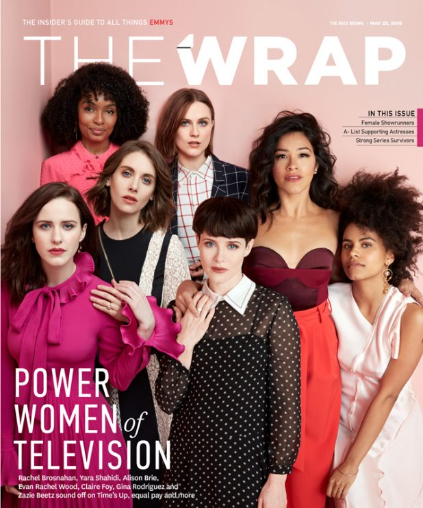 Power Women in Television | Emmy Cover + Video