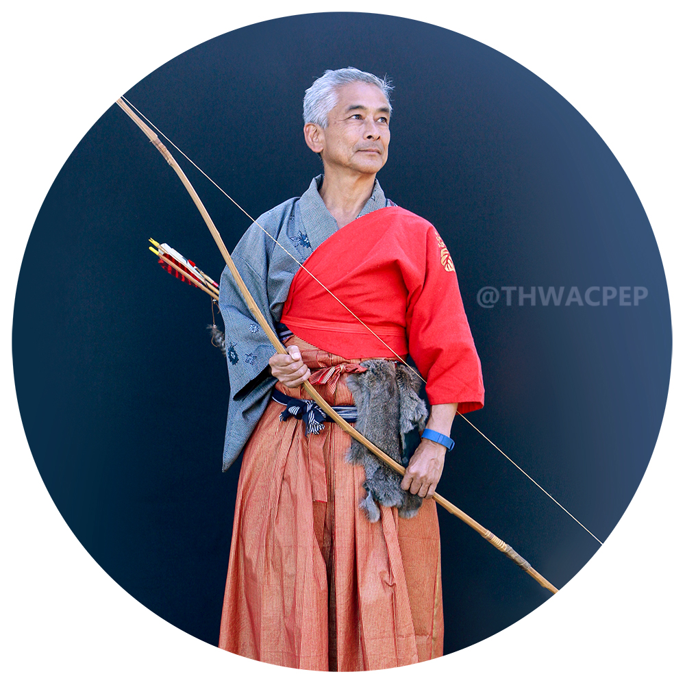 #THWACPEP #Yabusame#traditional #focus #archery #culture#bowandarrow #Asia