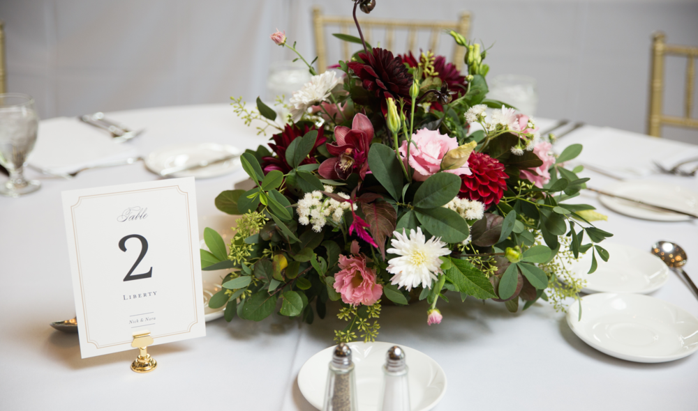 Burgundy and Blush centerpiece.png