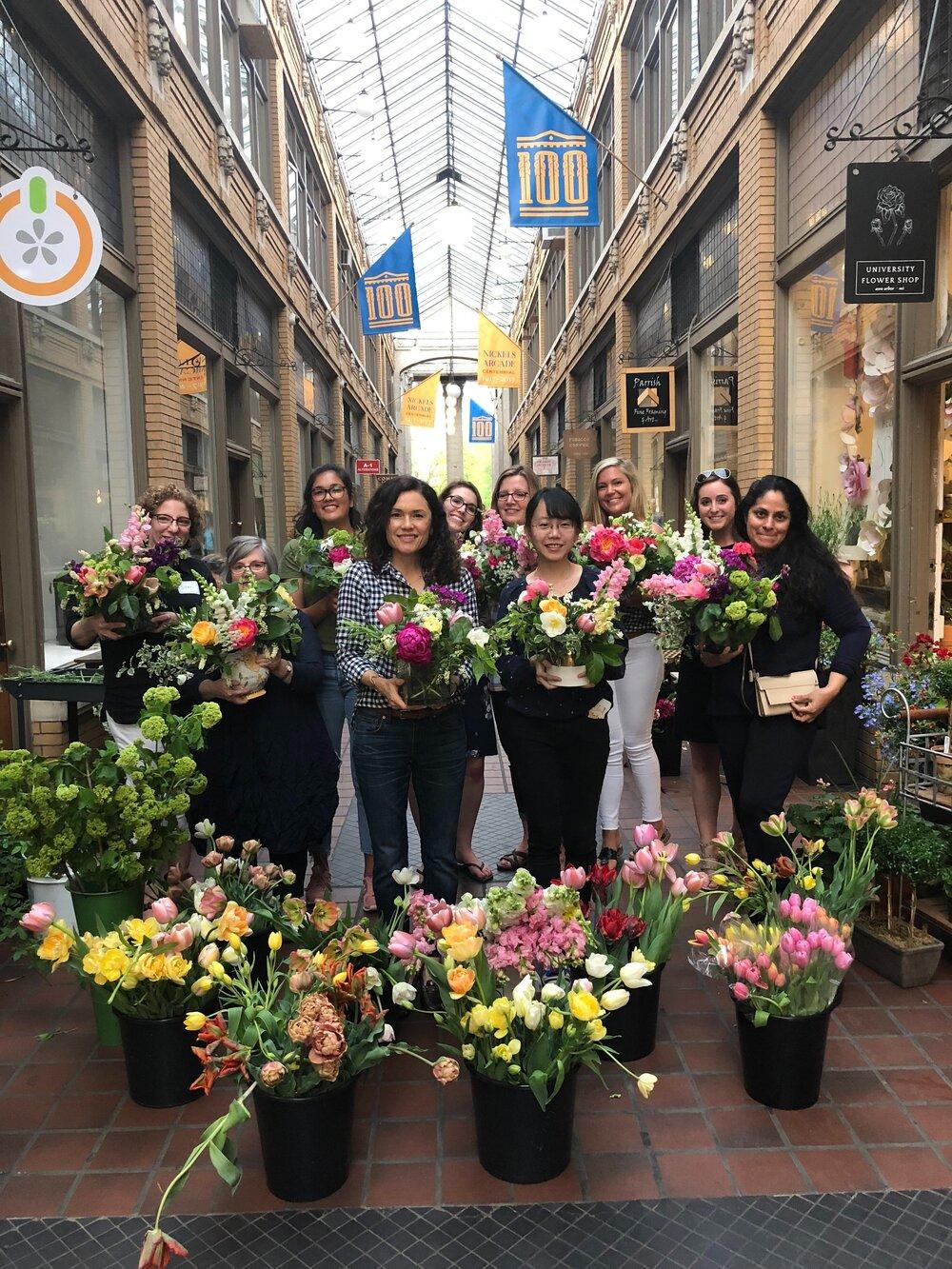 University Flower Shop University Flower Shop Flowers Ann Arbor
