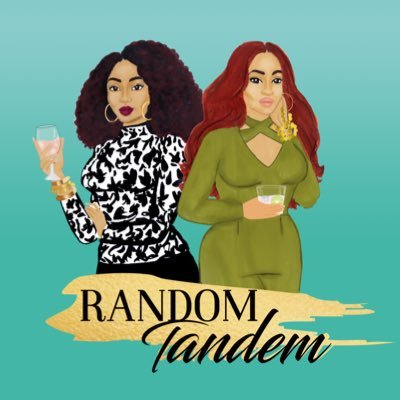 RandomTandem - Random: adjective | ran·dom| 'randəm/: Unexpected or impossible to predictA bi-weekly podcast about life and wellness from the unorthodox and unfiltered perspectives of Jecora & S.Dot......#RandomTandemwww.randomtandempodcast.comFB Page & Group - Random Tandem PodcastIG - @randomtandempodcastTwitter - @randomtandempodEmail -randomtandempodcast@gmail.com
