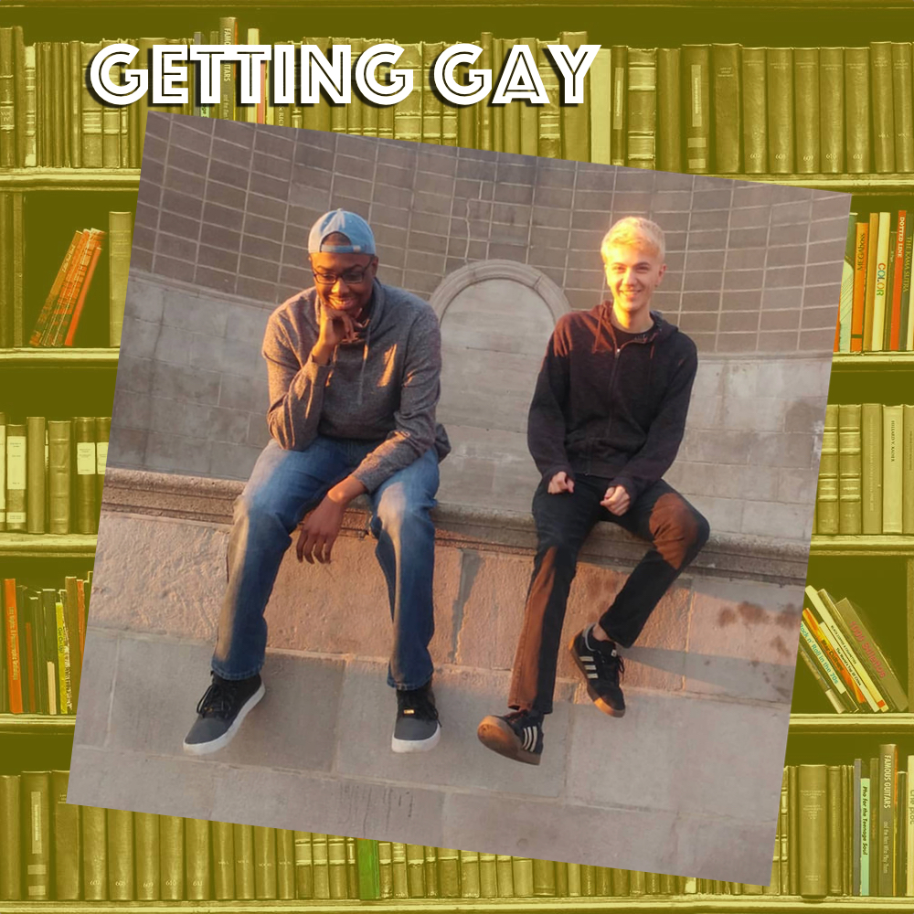 Getting Gay - Twitter: @gettinggaypodInstagram: @gettinggaypodSoundCoud | Apple Podcasts
