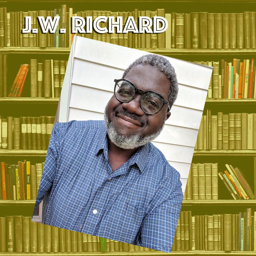 J.W. Richard - Twitter: @mandr8ke Instagram: @mandr8ke