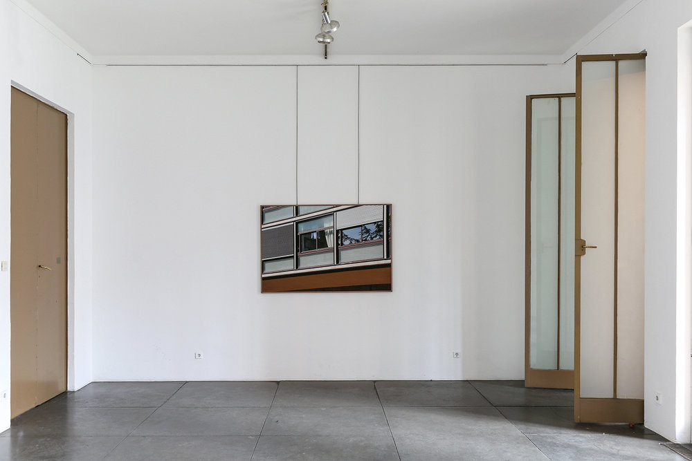 Living the International Style, installation view, Haus Wittgenstein, Vienna, 2015