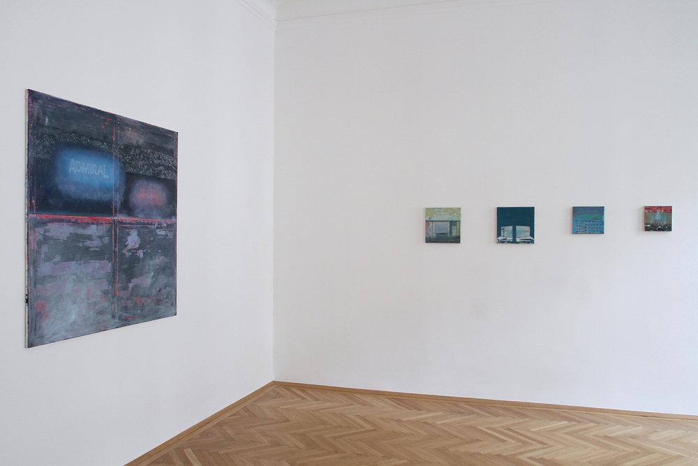 ROCK BOTTOM SHOW, Michael Fanta, installation view
