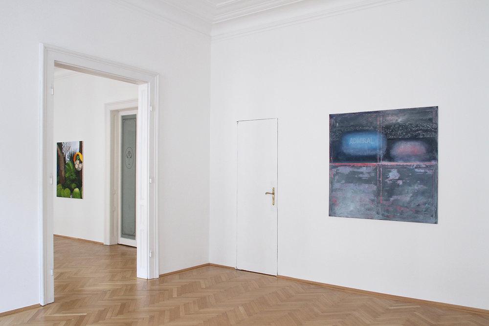 ROCK BOTTOM SHOW, Sophie Gogl & Michael Fanta, installation view