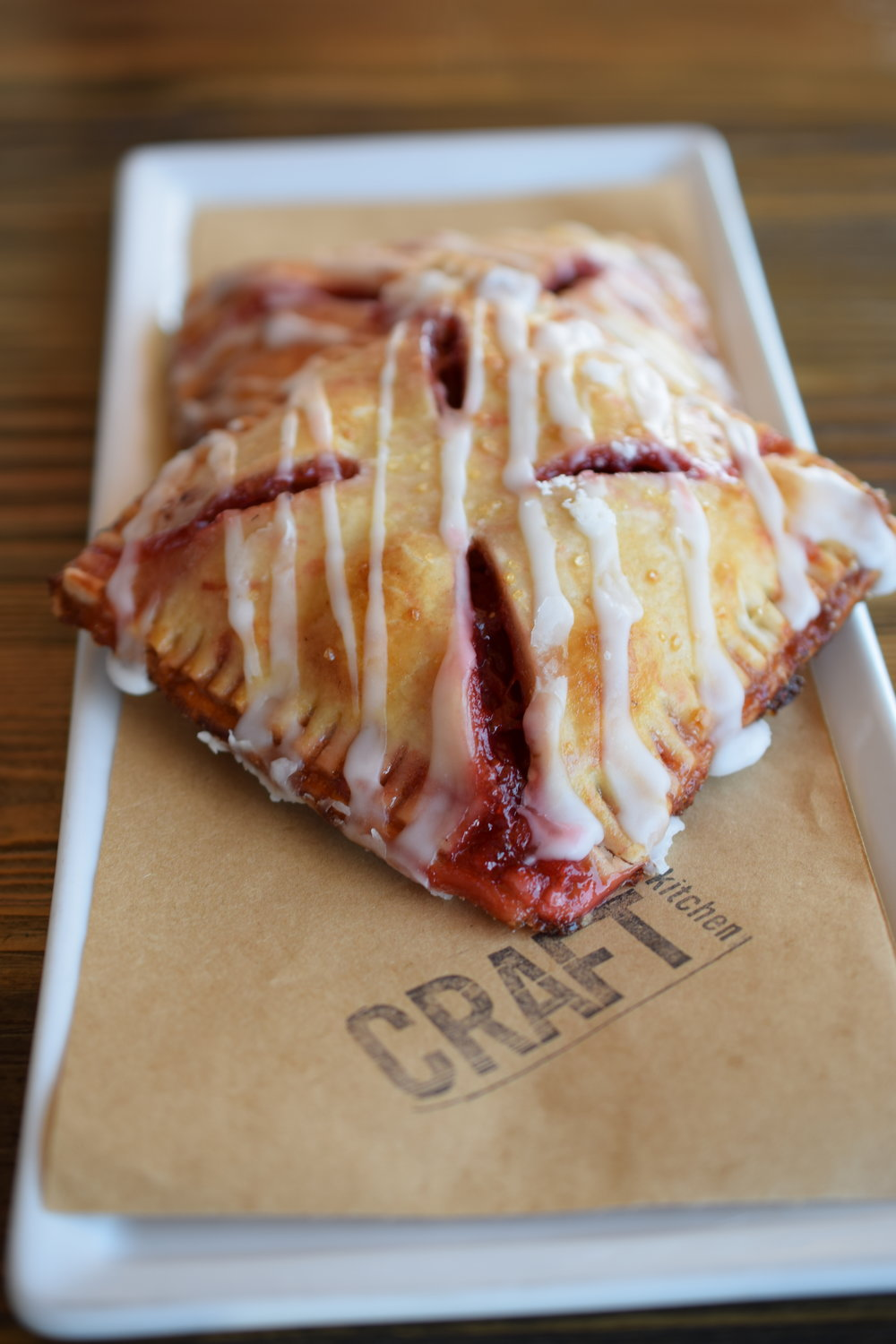 Housemade Pop-Tarts, via Bread and Butter PR