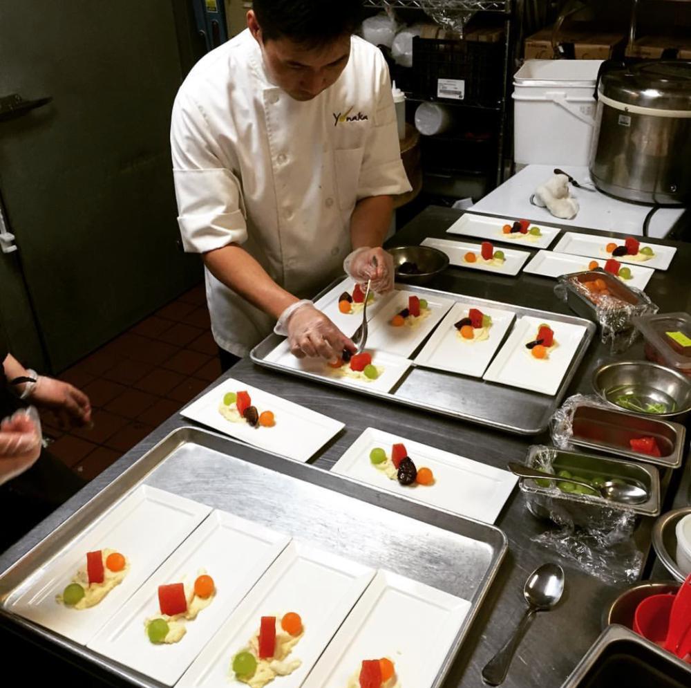 Chef Ramir DeCastro Yonaka