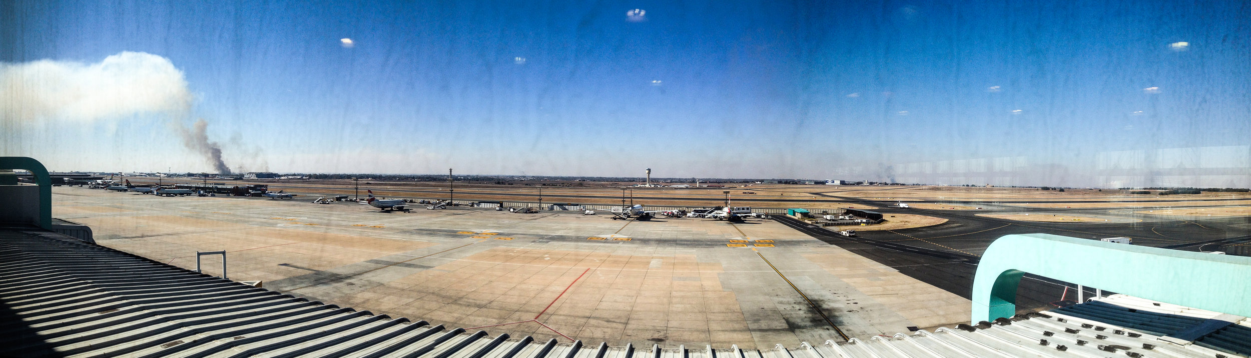 Johannesburg International Airport - South Africa