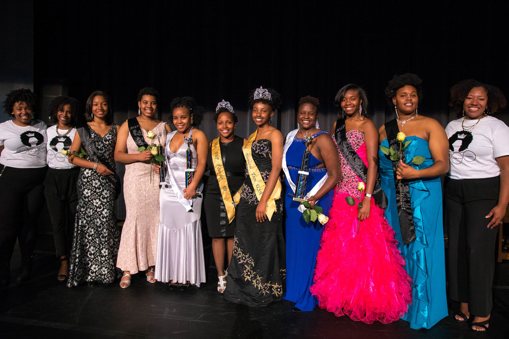 Congratulations To The World's FIRST Miss All Natural Pageant Contestants! -