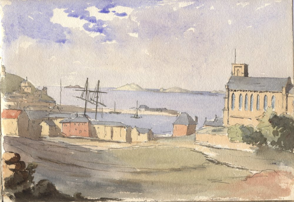 SFT Watercolour  Hugh Town.jpg