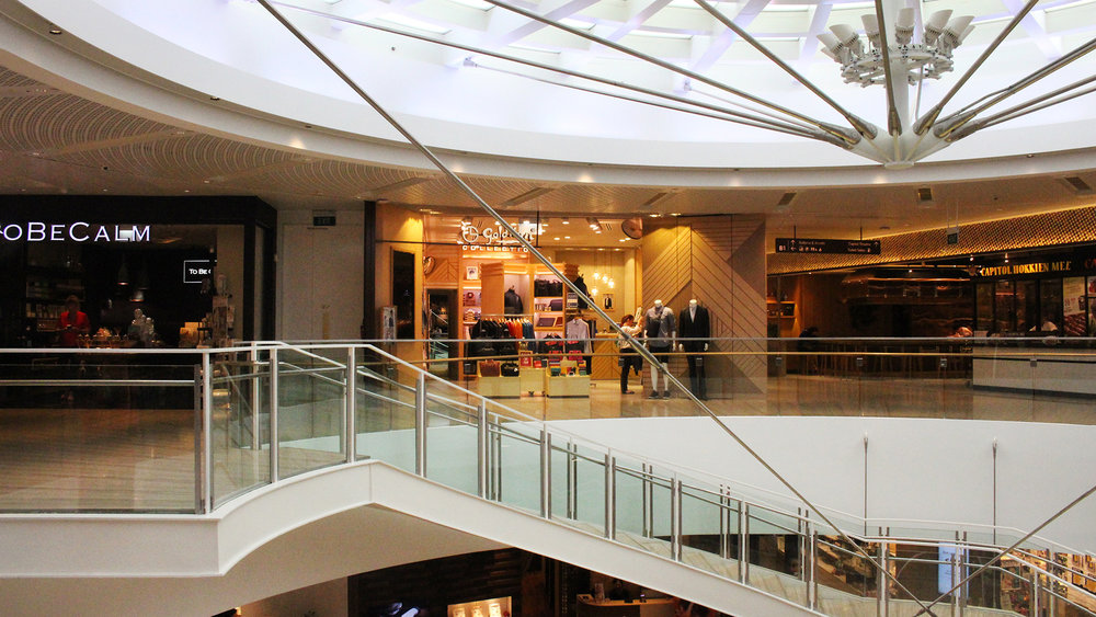 Carlton Glass Retail Projects