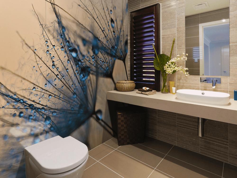 Toilet Wall Print
