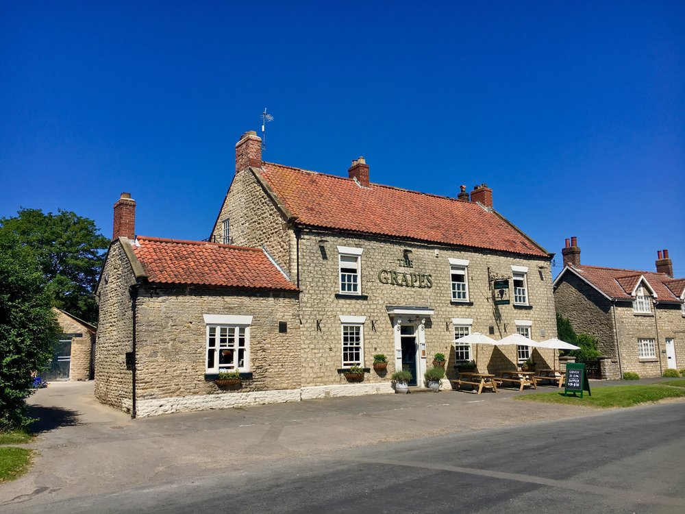 The Grapes Inn