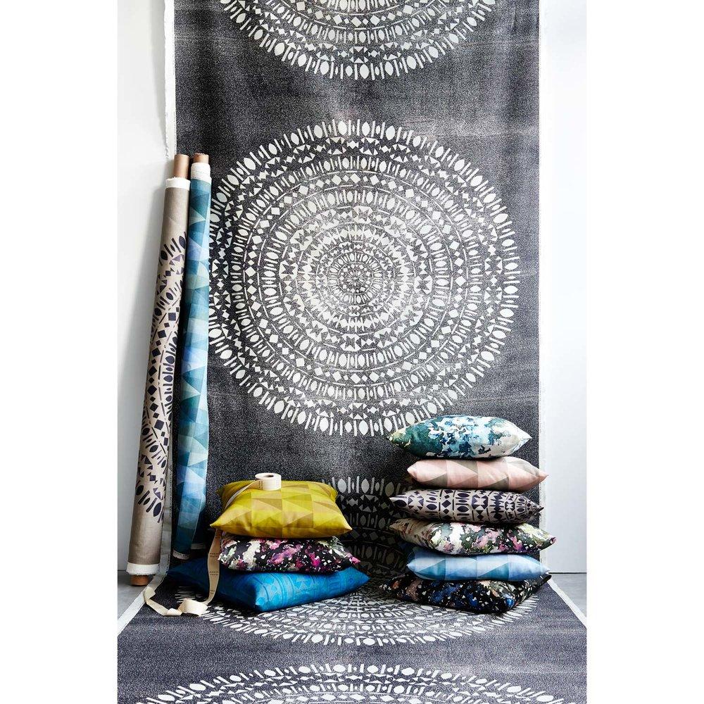Imogen Heath Interior fabric collection