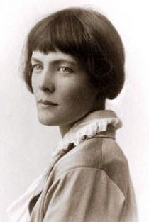 H.D= Hilda Doolittle. American 20th century, avant-garde poet & memoirist. H.D. Circa 1921