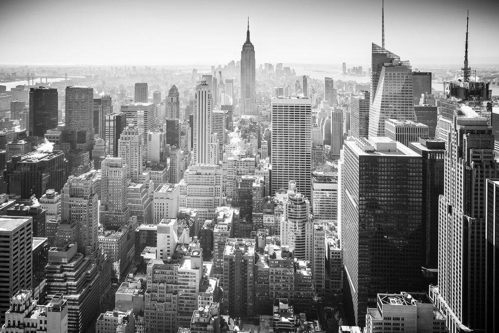 New York city. USA.