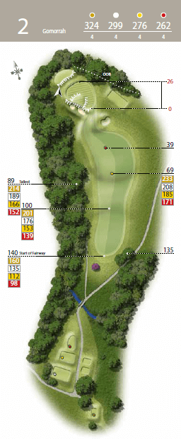 Gomorrah - Hole 2 The Waterfall Golf Course.png