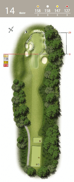 Blaster - Hole 14 - The Waterfall Golf Course.png
