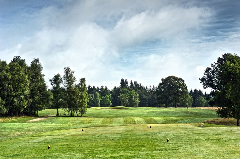 The Kingfisher Golf Course Mannings Heath