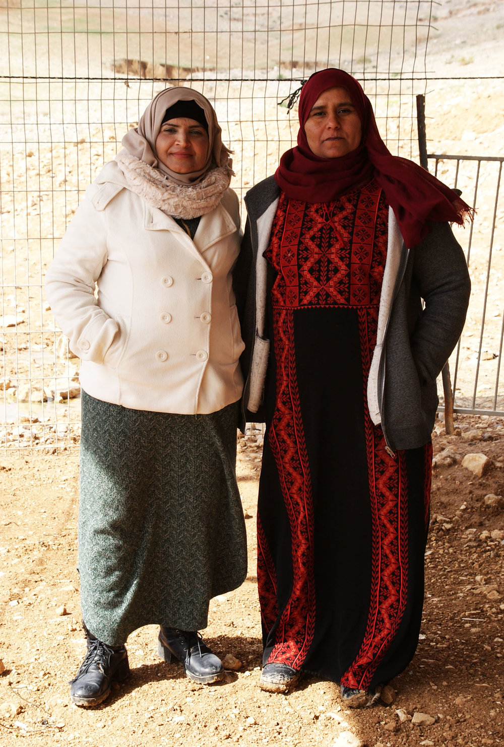 Bedouin Women -