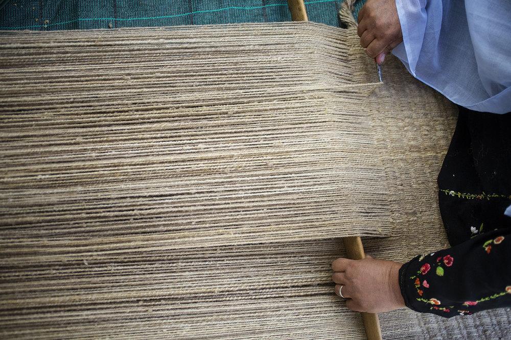 Ancient Bedouin WeavingTraditions -