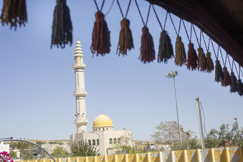 View from Lakiya Weaving Center