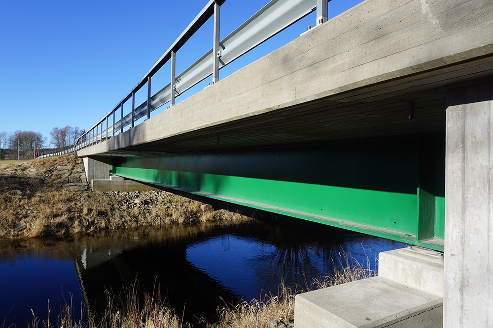 Ny samverkansbro i Fritsla  Trafikverket, 2010