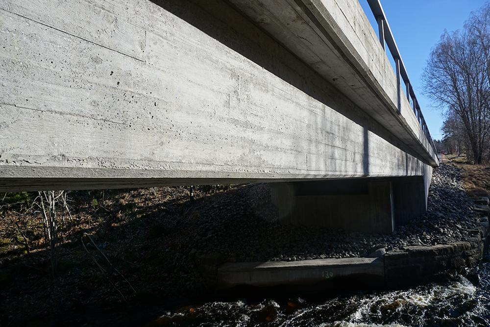 Ny bro i Sandsered, Torestorp  Trafikverket, 2013