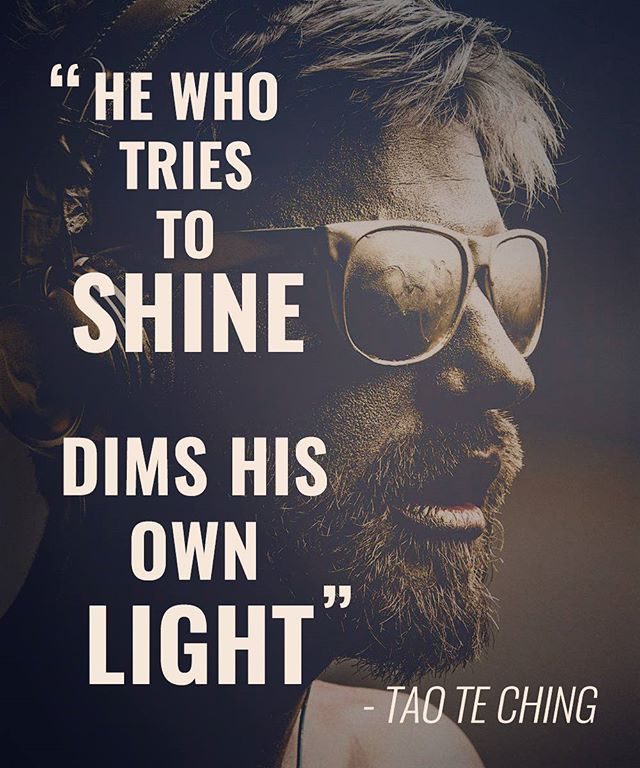 He who rushes ahead doesn't go far  He who tries to shine dims his own light  He who defines himself can't know who he really is.  Tao Te Ching . . #zen #spirituality #spiritualquotes #tao #taoteching #laozi #intotheraw