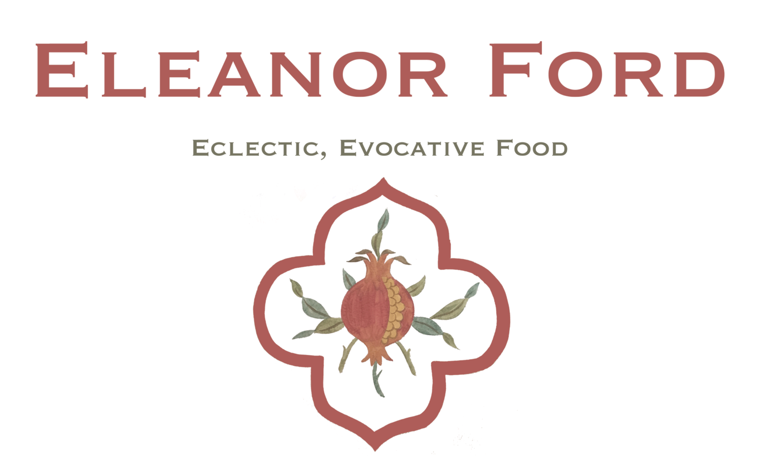 Eleanor Ford - Food and Travel Books