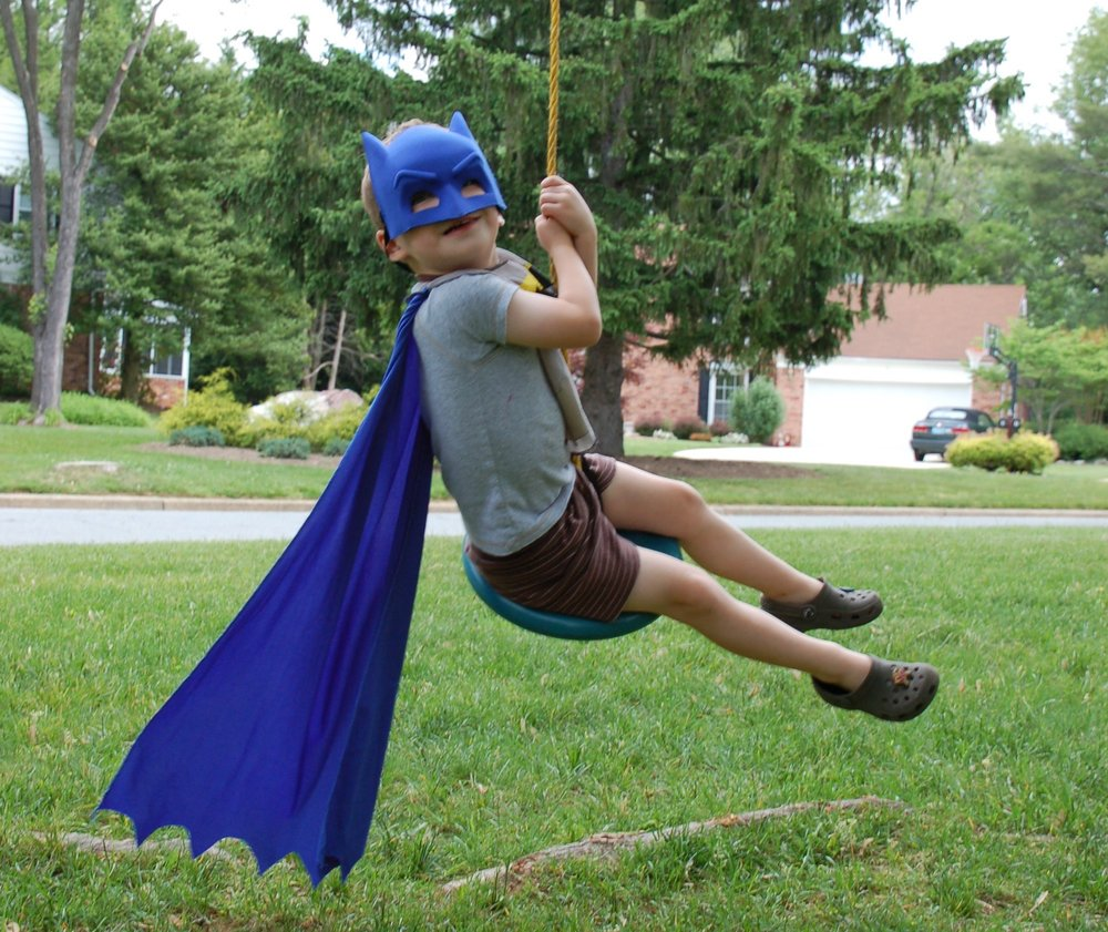 Hello Batman! - Kids already have all the superpowers to be great volunteers. They are energetic, empathetic, responsible, and creative. They just need to be engaged. Charity Connect's job is to create the opportunity and environment that will utilize all the strengths our kids have. Charity Connect and our awesome nonprofit partners provide the perfect phone booth for Clark Kent to become Superman.Guest blog for Activity Rocket: Ignite your child's superpower: volunteer
