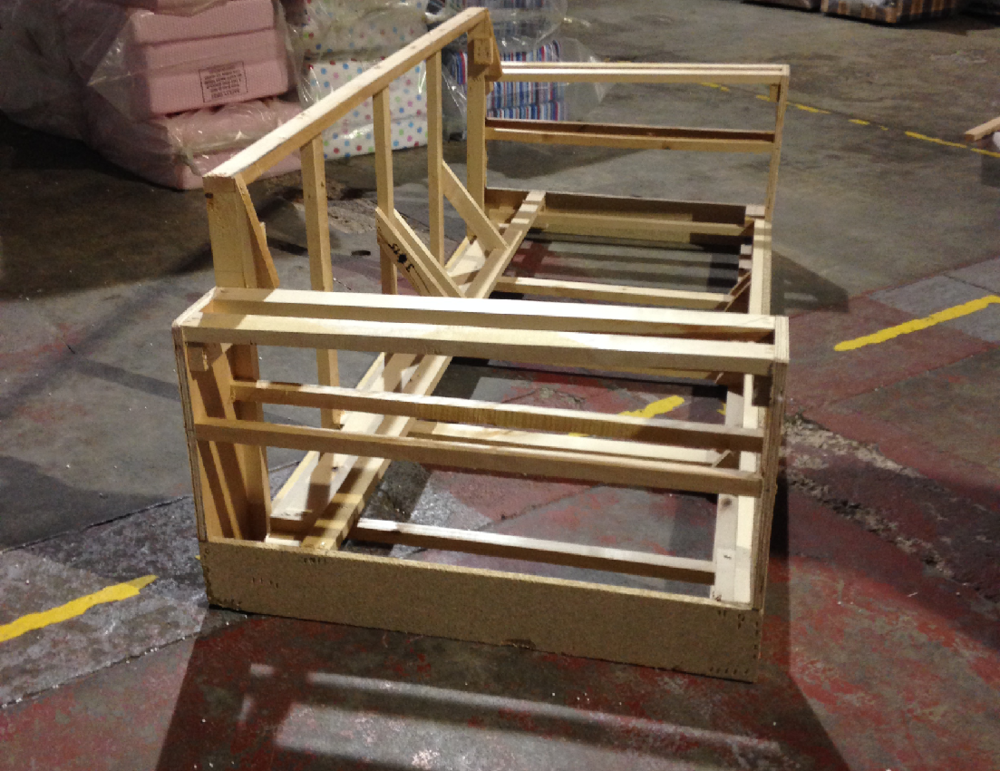 INITIAL FRAME PROTOTYPE