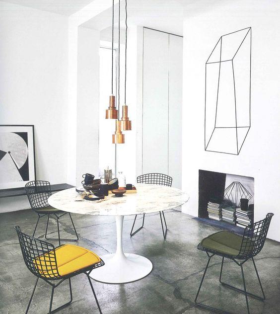 EERO SAARINEN born & Bred Studio
