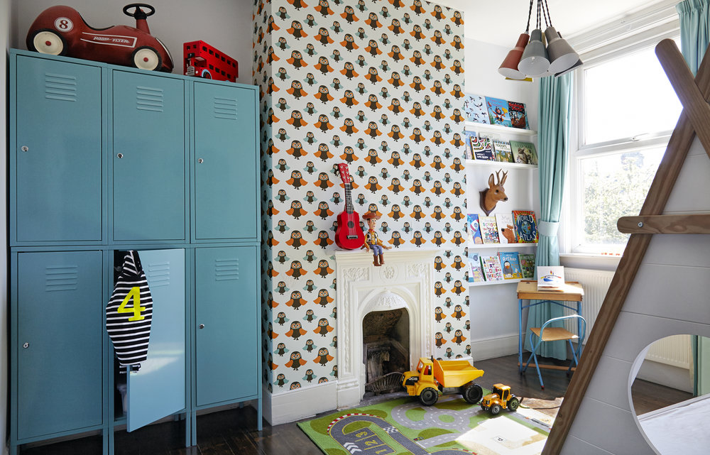 KIDS ROOMS -